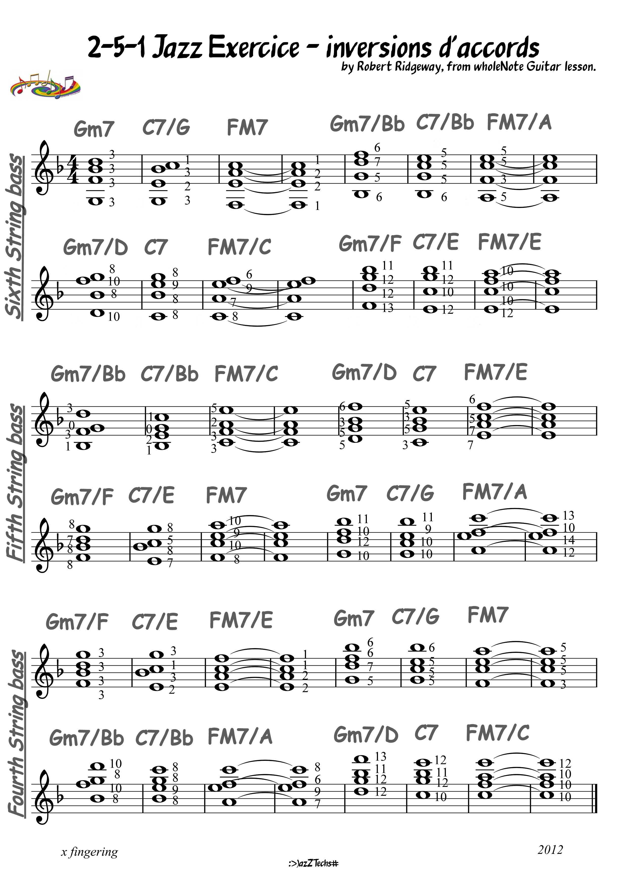 Chords Azztechs Page 4
