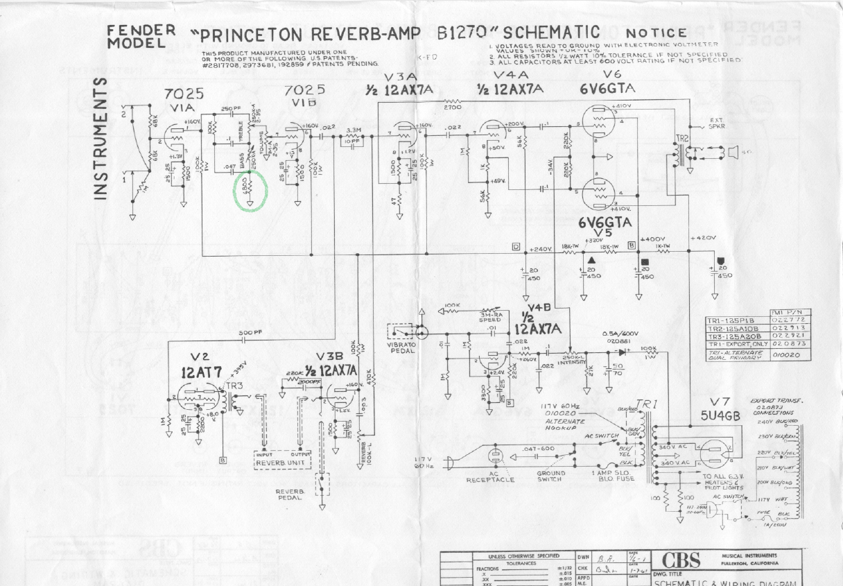 Fender Pro reverb | :>)azZTechs# on fender the twin schematic, fender footswitch schematic, fender 5f1 schematic, fender pro schematic, fender champ reverb schematic, fender stage lead schematic, fender twin master volume schematic, fender concert schematic, fender champ schematic parts list, fender blues jr. schematic, fender reverb tank schematic, fender twin silverface, fender bantam bass schematic, fender twin amp, roland jc120 schematic, fender super twin schematic, fender quad reverb schematic, fender bandmaster reverb schematic, fender hot rod deville 410 schematic, fender dual showman schematic,