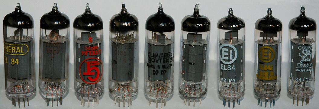 El84 variants