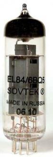 sovtek EL84