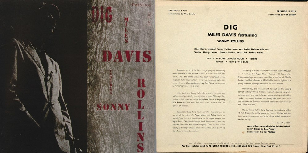 Dig(miles davis)